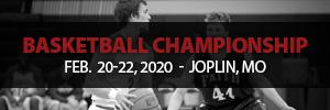 2020 MCCC Basketball Championship