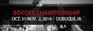 2019 MCCC Men's Soccer Championship